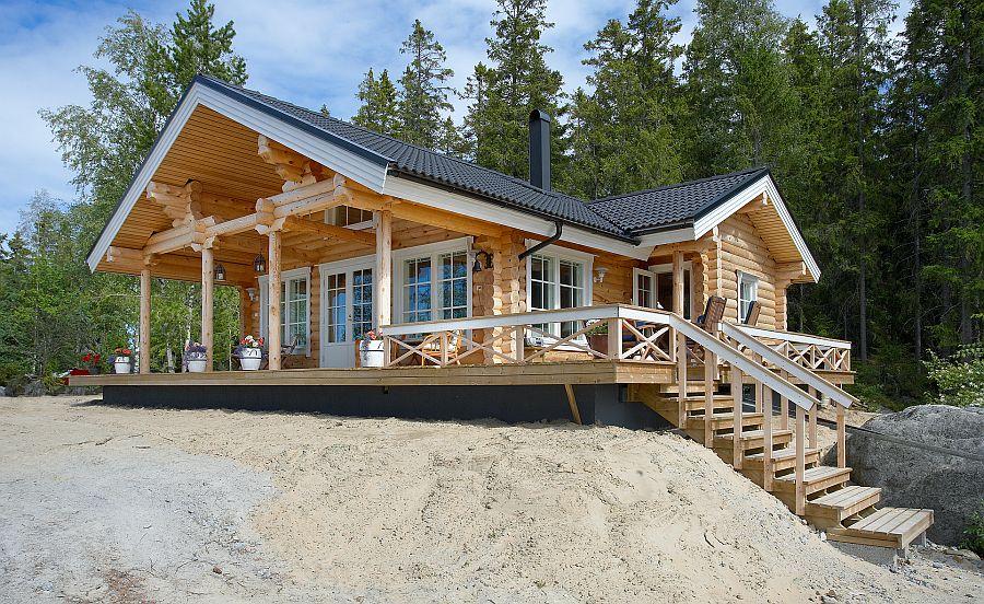 Casas prefabricadas madera casas finlandesas precios - Casas sostenibles precios ...